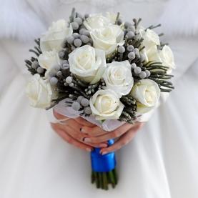 """Букет Невесты """"Белый Свет"""" фото"""
