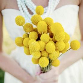 Букет Невесты Из Краспедии мини фото