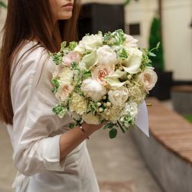 """Букет невесты """"Нежный"""" фото"""