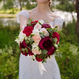 """Букет невесты """"Свадебный"""" фото"""