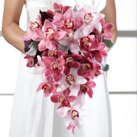"""Букет невесты """"Водопад"""" фото"""