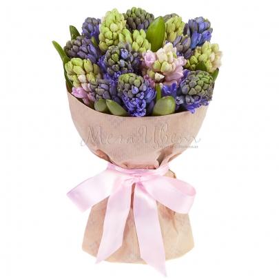Букет Цветы Весны фото