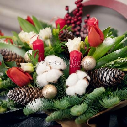 Букет Декабрь фото