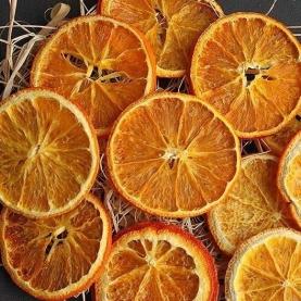 Долька Апельсина сушеная фото