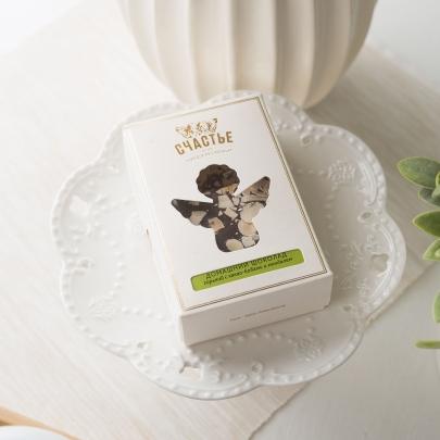 Домашний шоколад Счастье №2 фото