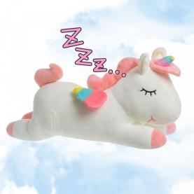 Мягкая игрушка Единорог белый (44 см.) фото