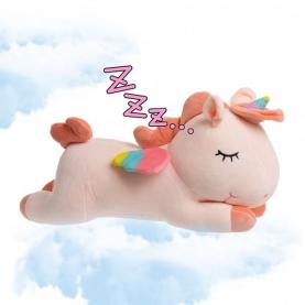 Мягкая игрушка Единорог розовый (44 см.) фото
