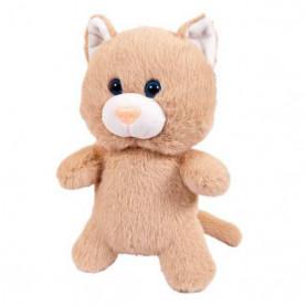 Мягкая игрушка Флэтси. Кот бежевый (24 см.) фото