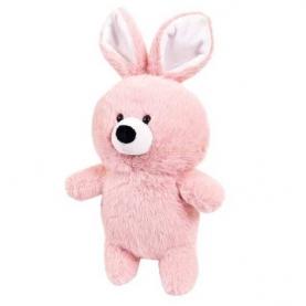 Мягкая игрушка Флэтси. Кролик розовый (24 см.) фото