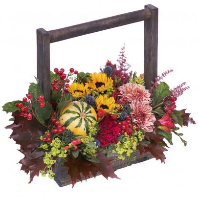 Букет Осень в Саду