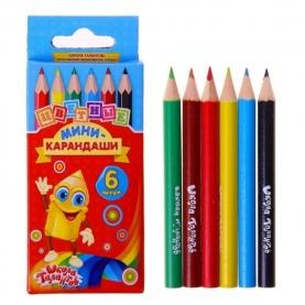 Набор карандашей (6 штук) фото