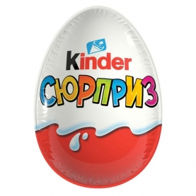 "Шоколад ""Киндер Сюрприз"" 20 гр фото"