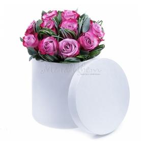 Шляпная коробка Роз фото