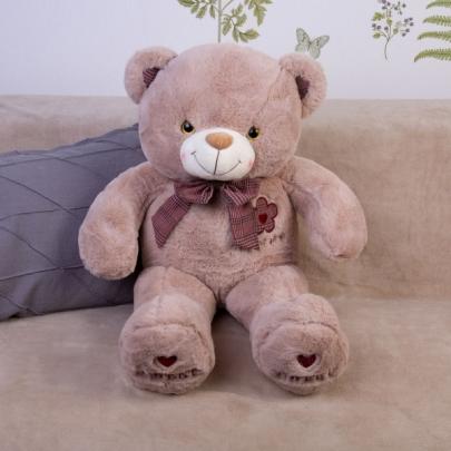 Мягкая игрушка Медведь хаки (110 см.) фото