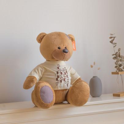 Мягкая игрушка Медведь Топтыжкин коричневый (50 см.) фото
