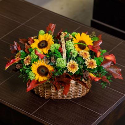 Букет Краски Осени фото
