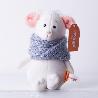 Мягкая игрушка Мышонок Чупик фото