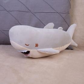 """Мягкая игрушка Акула """"Серая"""" (51 см.) фото"""