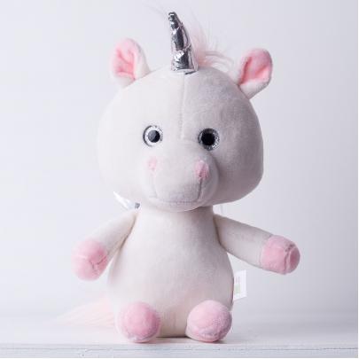 Мягкая игрушка Единорожек (20 см.) фото