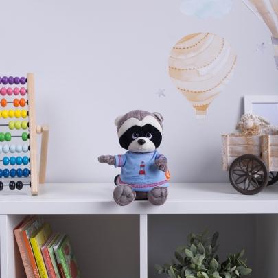 Мягкая игрушка Енотик Дэнни: Маяк фото