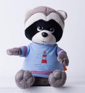 Мягкая игрушка Енотик Дэнни: Маяк
