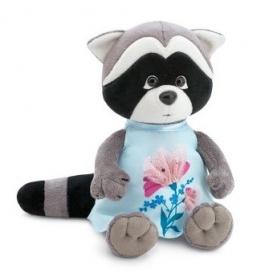 Мягкая игрушка Енотик Дэйзи: Цветок (15 см.)  фото