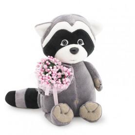 Мягкая игрушка Енотик Дэйзи: Розовые Мечты (15 см.) фото
