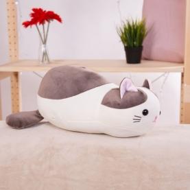 """Мягкая игрушка Кошка """"Черный"""" (34 см.) фото"""