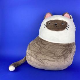 Мягкая игрушка Кошка подушка фото