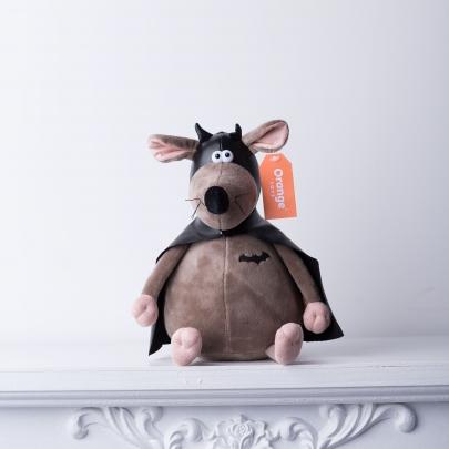 Мягкая игрушка КрысМэн фото