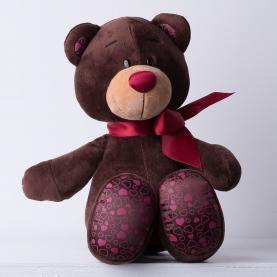 Мягкая игрушка Медведь Milk: Сидячий (50 см.) фото