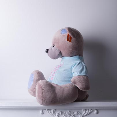Мягкая игрушка Медведь Топтыжкин серый (50 см.) фото