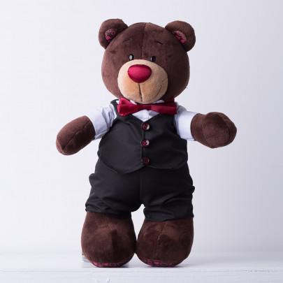 Мягкая игрушка Медведь Choco жених фото