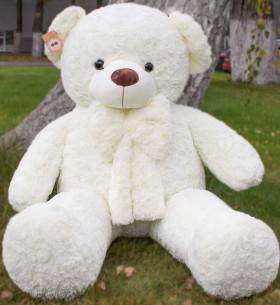 Мягкая игрушка Мишка Белый (160см) фото