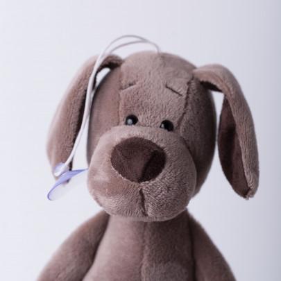 Мягкая игрушка Пёс Барбоська в трусах фото