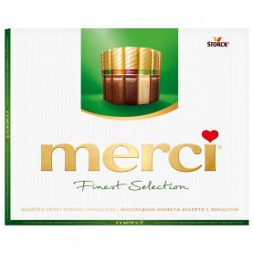 Конфеты Merci Ассорти 4 Вида Шоколада фото