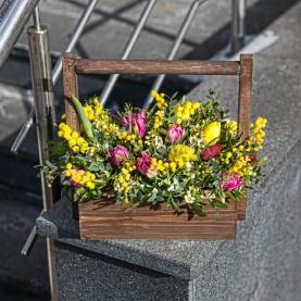 Букет Настроение Весны фото