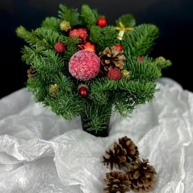 """Новогодний Стаканчик """"Сахарное Яблоко"""" фото"""