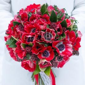 Букет невесты Притяжение фото