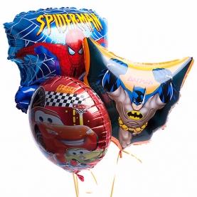 Воздушные шары для Мальчика фото