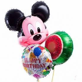 Воздушные шары С Днем Рождения фото