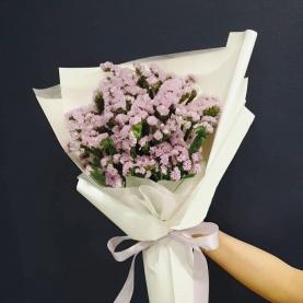 25 Пудрово-Розовых Статиц фото