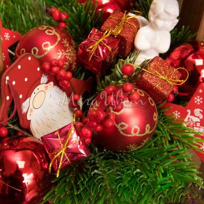 Букет Рождественское Чудо фото