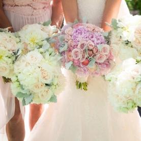 Сборка букета невесты (1-25)