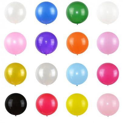 Большой воздушный шар (91 см.) фото