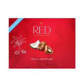 """Шоколадные Конфеты """"Red"""" С Кокосовой Начинкой 132 г фото"""