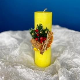 Свеча Новогодняя №5 фото