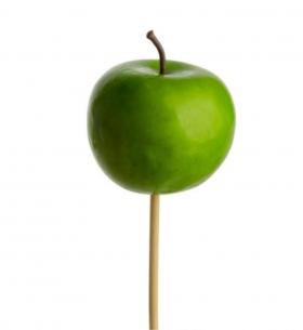 """Топпер """"Яблоко"""" (Зеленый)"""
