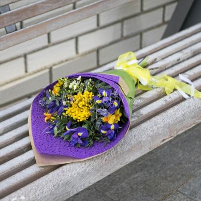 Букет Весенний Бит фото