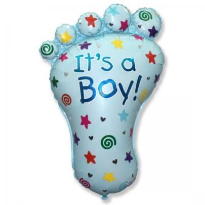 Воздушный Шар Фигурный На День Рождения Мальчика фото